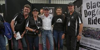 Leading riders support Blac...
