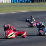 F1 and F2 Australian Sidecar Championship Wakefield Spectacular
