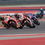 Rossi describes Texas track
