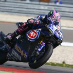 Alex Lowes Wins First Superpole Prize in WSBK