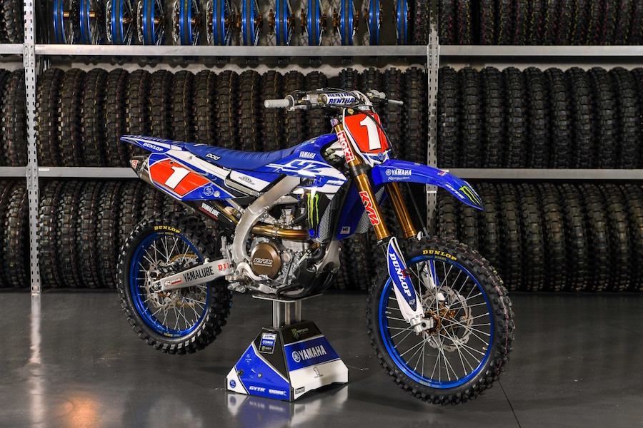 Cdr Yamaha And Monster Energy Join Forces In Australian Mx