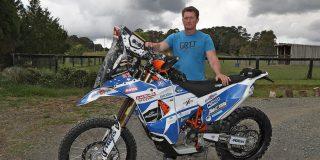 Scott Britnell's 2018 Dakar...