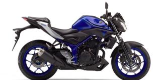 Yamaha MT-03 Motorcycle recall