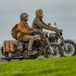 The Royal Enfield Classic 500 Pegasus' Edition