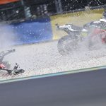 81 crashes during two days of practice at Le Mans
