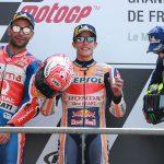 Marquez wins at Le Mans