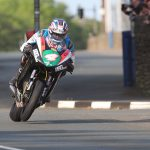 First qualifying session for the 2018 Isle of Man TT Races