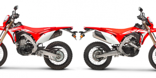 Honda ENDURO CRF450L &#8211...