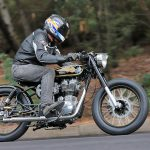 MID LIFE CYCLES ROYAL ENFIELD RE350 BRASS RAJAH