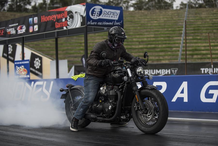 2018 Triumph Speedmaster Australian Motorcycle News