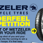 Win a set of Metzeler tyres