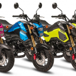 2018 Honda GROM now available