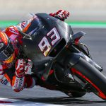 Marquez tops testing in Barcelona