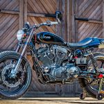Rupert's Ride Harley-Davidson 883 Tracker – Mule Motorcycles