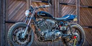 Rupert's Ride Harley-Davids...