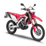 CRF250L  - Honda's road-going 'crosser