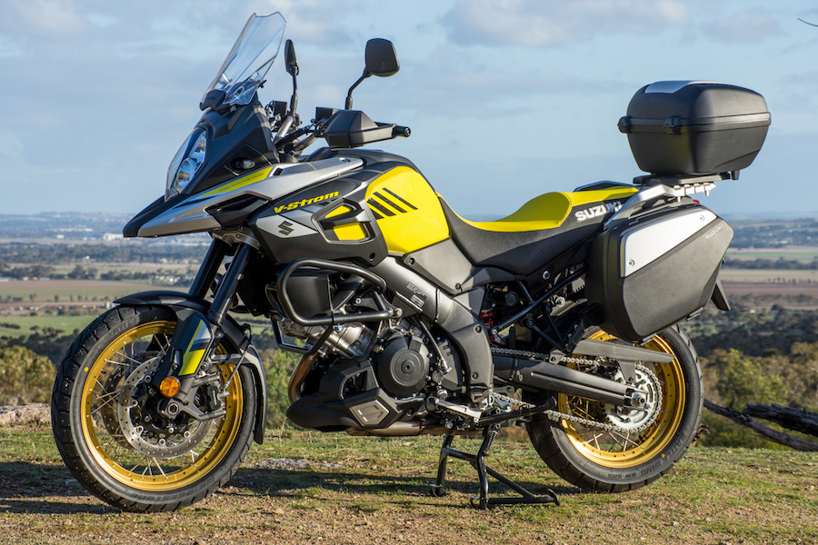 Its here! Suzukis V-Strom 250 - Australian Motorcycle News