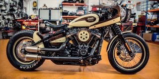 HARLEY-DAVIDSON KICKS OFF B...