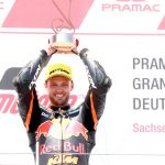 Binder takes maiden Moto2 win