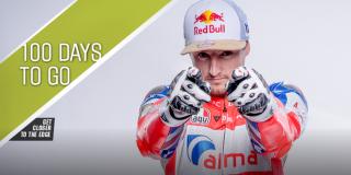 Australian MotoGP countdown...