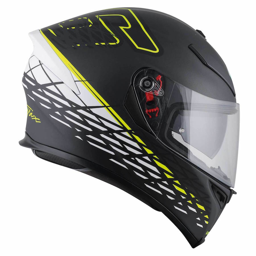 AGV GT Veloce GTX Helmet Review at RevZilla.com | Helmet