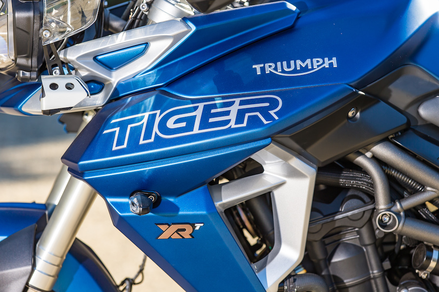 2018 Triumph Tiger 1200 800 Range Australian Motorcycle News