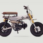 Classified Moto's Junior Honda CT70 Scrambler