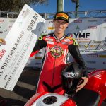 Herfoss on Pole Position and Breaks Lap Record