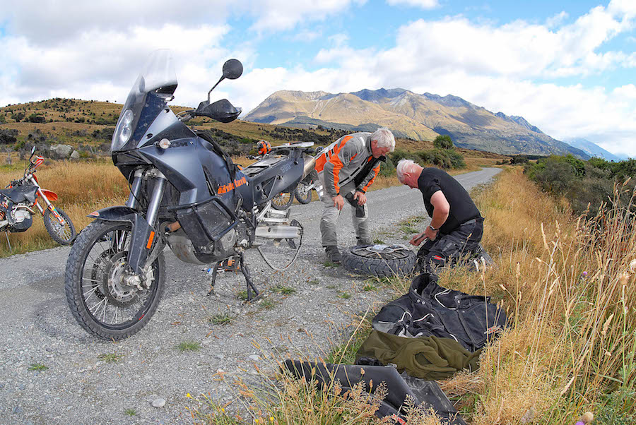 Staying alive - Australian Motorcycle News
