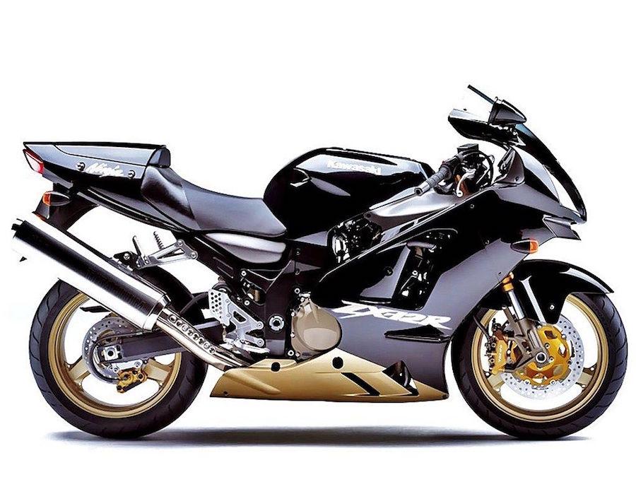 Kawasaki Zx-12r 2000-2007