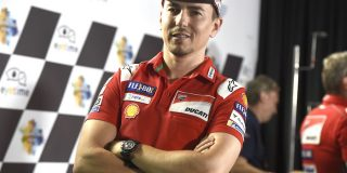 Jorge Lorenzo to test with ...