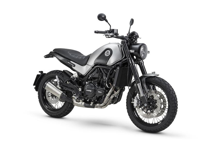 benellis cc leoncino australian motorcycle news