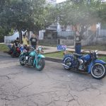 1941 H-D Knucklehead through Cuba