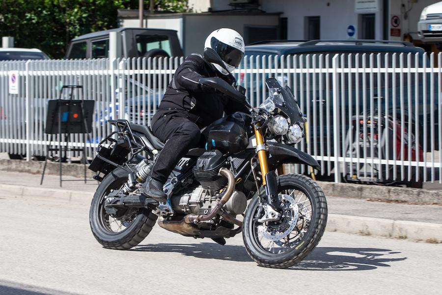 Moto Guzzi V85 - Australian Motorcycle News