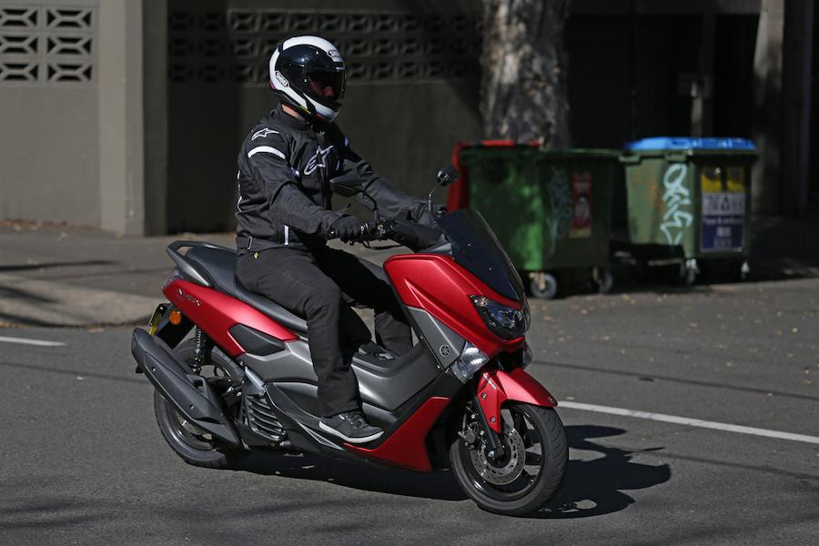 Yamaha Nmax 155 Australian Motorcycle News