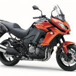 Greener Versys 1000 for 2019