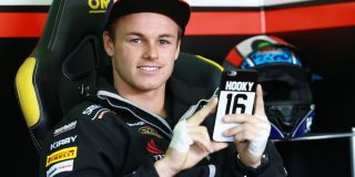 Aussie Josh Hook joins Moto...