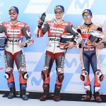 Third pole in a row for Jorge Lorenzo