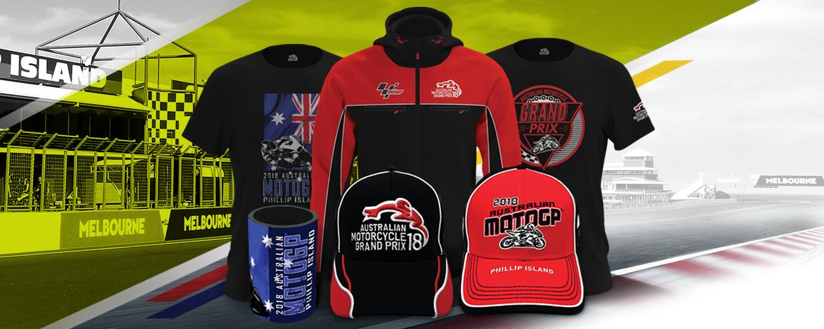 824e4141 Last chance for online Australian Grand Prix merchandise orders! -  Australian Motorcycle News
