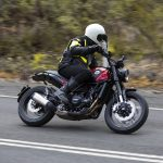 2018 Benelli Leoncino Trail
