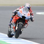 Dovizioso fastest on Friday