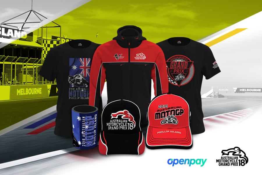 05efe7f0 Last chance for online Australian Grand Prix merchandise orders! | MotoGP |  Sport