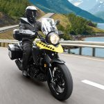 It's here! Suzuki's V-Strom 250