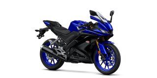 The new 2019 Yamaha YZF-R125