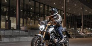 2019 Honda CB650R Continues...