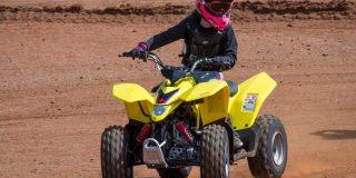 Suzuki's QuadSport Z9...