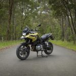 First Ride BMW F750GS