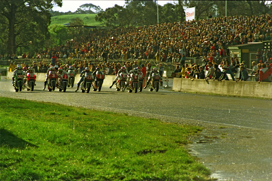 The WorldSBK Championship's early years - Part 1 - Australian