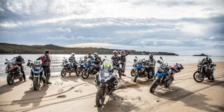 2018 BMW GS Enduro