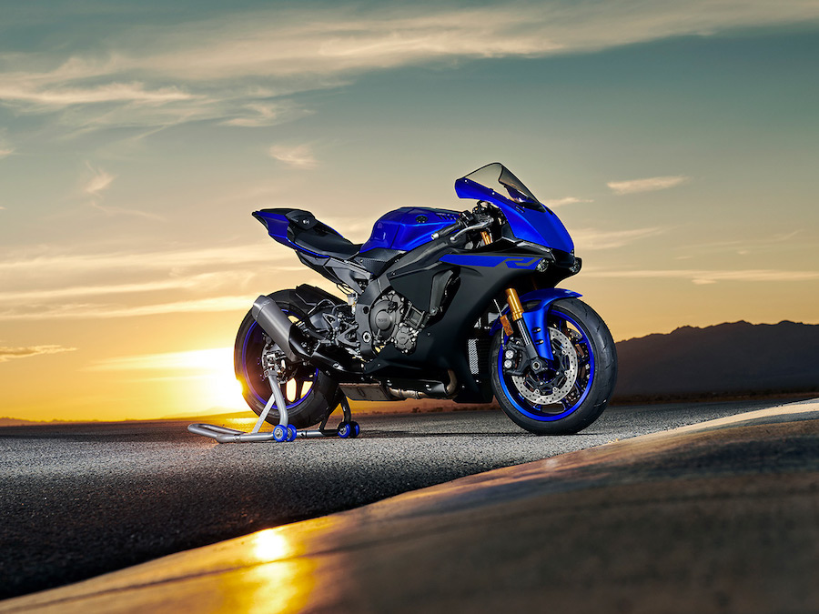 Yzf R1 New Colours Australian Motorcycle News